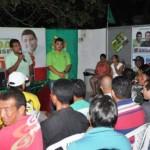 Vereador Joad Fonseca reúne lideranças e amigos para apresentar nomes de Henrique e Vilma.