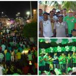 Macau: Flávio Veras fez grande movimentação para apresentar Rafael Motta e Ezequiel Ferreira de Souza.