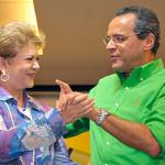 Sábado haverá a passeata das mulheres com a presença do candidato a governador Henrique Alves.