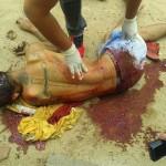 Ex-presidiário deixa cadeia e é detonado a tiros na periferia DE Quixadá no Ceará.