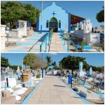 Prefeitura preparou cemitérios para o Dia de Finados.