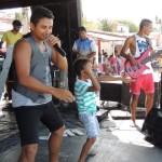 Com apoio da Prefeitura de Macau competições esportivas marcam o final de semana de festa em Barreiras.