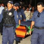 Prefeito cancela festa em Barreiras e participa das últimas homenagens a guarda municipal morto em acidente de moto.