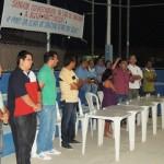 Prefeito se solidariza com a comunidade de Ilha de Santana e cobra providências a Caern sobre abastecimento de água.