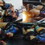 Tiroteio deixa 7 assaltantes mortos na cidade de Currais Novos.