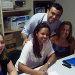 Educação promove encontro pedagógico nas creches e pré-escolas e empossa nova diretora na Escola Lions Clube.