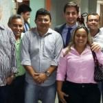 Rafael Motta recebe comitiva de Macau na Câmara Itinerante.