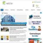 Contra cheques de servidores da prefeitura de Macau chegaram com novidade no mês de junho.