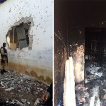 Divulgadas Fotos dos pavilhões destruídos na Penitenciaria do Seridó.