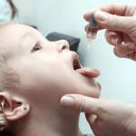 ALERTA! Campanha de vacinação contra a Pólio termina hoje.