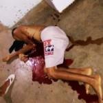 Execução com tiro de 12 no Assentamento Guararapes em Jandaíra.