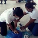 Prefeitura de Macau promoveu treinamento em Emergências Clinicas.