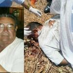 Acidente com vítima fatal nas proximidades da COHAB.