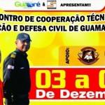 Encontro de Cooperação Técnica e Proteção em Defesa Civil em Guamaré.