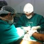 Guamaré é referência em saúde no estado. Foram realizadas as primeiras cirurgias vasculares.