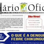 Prefeitura publica edital no D.O para empresas privadas interessadas em realizar o carnaval 2016.
