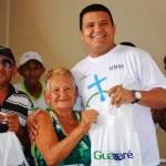 Prefeitura de Guamaré distribui 8 toneladas de peixes para população carente do município.