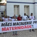 A luta pela maternidade José Varela continua.