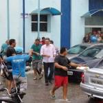 Depois do retorno a prefeitura, prefeito interino mostra o porquê é um Flavista de carteirinha.