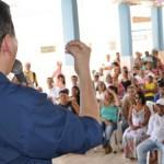 Com um grande apoio popular Tulio Lemos mostra que está preparado para o desafio.