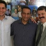 Coronel Fernandes é convidado do PSB para evento que vai reunir pré-candidatos a prefeito em Brasília.