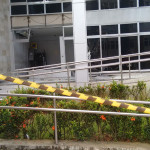 Ousadia: Bandidos explodem caixa eletrônico no prédio do Ipern em Natal.