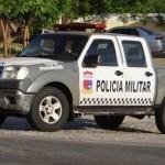 Destacamento Policial de Guamaré recebe nova viatura.