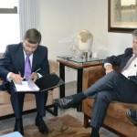 Tribunal de contas e MP vão atuar juntos na fiscalização do governo e prefeitos.