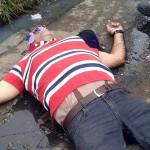Sargento da PM é baleado na cabeça no Golandim.