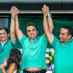Zé Antônio e Coronel Fernandes oficializam candidaturas.