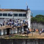 Alcaçuz: Secretário do RN não descarta novos confrontos entre facções em prisão.