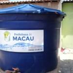 Prefeitura Municipal adota plano emergencial para o combate a crise hídrica.