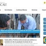 Macau pode ficar por dentro das ações da Prefeitura pelo o Portal da Transparência.