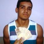 Homem é preso ao passar dinheiro falso no comercio em Guamaré.