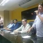 Túlio Lemos defende a união de gestores  para a construção da adutora Afonso Lemos – Pendências.