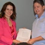 MPRN e Prefeitura de Macau ratificam acordo.
