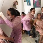 Guamaré oferece atendimento odontológico em domicílio para pacientes acamados