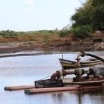 Vistoria localiza 280 bombas clandestinas no Rio Assú