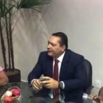 Candidatura de Aladim à Câmara é o primeiro passo para se afastar do prefeito